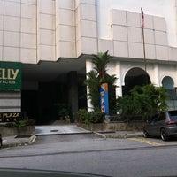 Photo taken at MCB Plaza by Shahril I. on 9/5/2011
