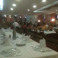 Photo taken at Churrascaria Rio Sul by Rodrigo B. on 3/12/2011