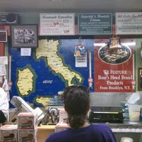 Photo taken at Cavaretta's Italian Groceries by TJ M. on 11/19/2011