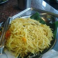 Photo taken at Hotel Mahesh Prasad by Ananda R. on 4/2/2012