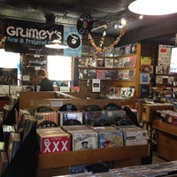 Photo taken at Grimey's New & Preloved Music by Neil S. on 9/12/2012