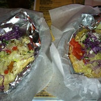 Photo taken at Yucatan Taco Stand by Jessica R. on 5/6/2012
