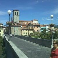 Photo taken at Ponte del Diavolo by Chris H. on 8/10/2012