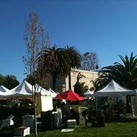 Photo taken at Grand Lake Farmers Market by Mario Q. on 4/21/2012