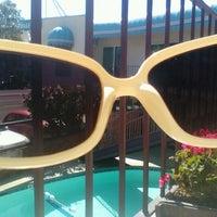 Photo taken at Villa Capri Hotel Coronado by Kait M. on 6/28/2012
