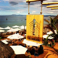Photo taken at El Dorado on the Beach by CARLOS G. on 2/12/2012