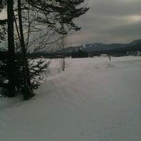 Photo taken at Sentier De L'Etang by Janis T. on 2/16/2012
