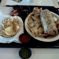 Photo taken at Baja Fresh by Paul L. on 10/25/2011