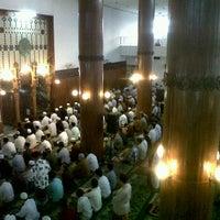 Photo taken at Masjid Sabililah by Cindy M. on 8/18/2012