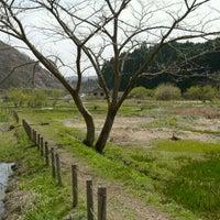 Photo taken at 横沢入 by dai.j on 4/15/2012