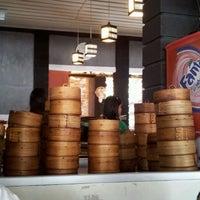 Photo taken at Kafe Biru by Andy S. on 10/21/2011