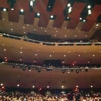 Снимок сделан в San Diego Civic Theatre пользователем Linsey F. 9/24/2011