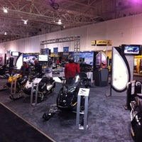 Photo taken at Toronto International Snowmobile Show by OFSC G. on 10/14/2011