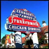 Photo taken at Zehnder's of Frankenmuth by Ryan K. on 10/2/2011