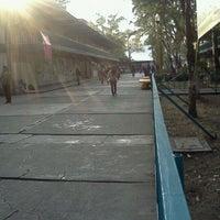 Photo taken at Colegio de Ciencias y Humanidades Plantel Oriente by Axel H. on 5/7/2012