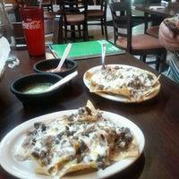 Photo taken at Morelos Restaurant by Keri H. on 9/24/2011