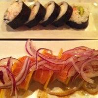 Photo taken at Crazy Rock'N Sushi by Yian on 2/29/2012