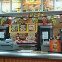 Photo taken at Little Caesars Pizza by Patrick H. on 10/18/2011