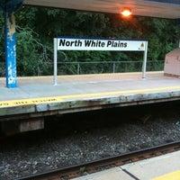 Photo taken at Metro North - North White Plains Station by Joshua N. on 7/17/2011