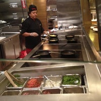 Photo taken at Cravings Buffet by Allie T. on 7/27/2012