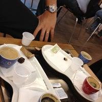 Photo taken at Café do Ponto by LuiZ FeLipE C. on 6/19/2012