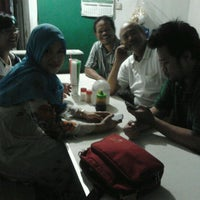 Photo taken at soto ayam pak wito by Mayora M. on 9/4/2011