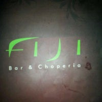 Photo taken at Fiji Lounge Bar & Chopperia by Bruno V. on 10/23/2011