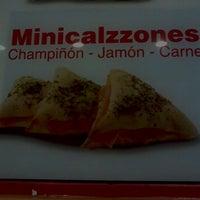Photo taken at Telepizza by Eduardo A. on 1/18/2012