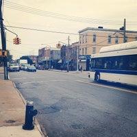 Photo taken at MTA Bus - 60 St & Ft Hamilton Py (B9) by Jerry B. on 8/25/2012
