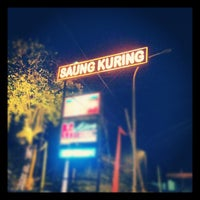 Photo taken at RM Saung Kuring by Andries M. on 7/22/2012