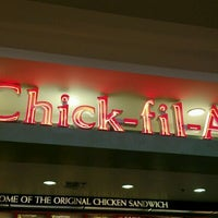 Photo taken at Chick-fil-A by Daniel S. on 3/26/2012
