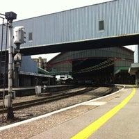 Photo taken at Platform 3 by James L. on 6/23/2012