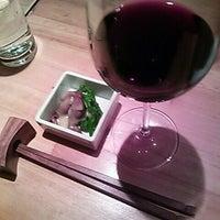 Photo taken at 瓢 Hisago by Minoru T. on 4/22/2012