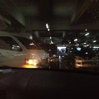 Photo taken at SM City Baguio Parking Lot by Marc Lester A. on 8/19/2012