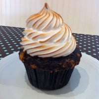 Photo taken at Trophy Cupcakes by Alison B. on 6/26/2011