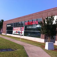 Photo taken at Modern Nissan Of Lake Norman by Terald H. on 7/22/2011