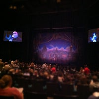 Photo taken at The Music Hall at Fair Park by Daniel D. on 7/19/2012