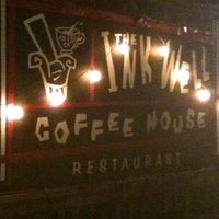 Photo taken at Inkwell Coffeehouse by Kara on 9/10/2011