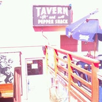 Photo taken at Peppers Tavern by Geoff M. on 9/5/2011
