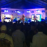 Photo taken at Backline Music Festival by Brittany M. on 4/29/2012
