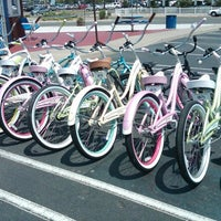 Photo taken at Shore Riders Bike Rentals by Kim S. on 5/22/2011