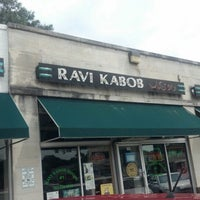 Photo taken at Ravi Kabob House by Timothy K. on 8/24/2012