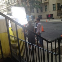 Photo taken at Gossip Girl Set by Liza A. on 8/10/2012