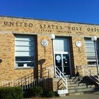 Photo taken at Post Office by Phillip G. on 10/22/2011