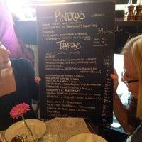 Photo taken at Sardin Bar och Tapas by Sandra S. on 8/11/2012