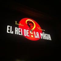 Foto tomada en Teatre El Rey de la Magia por Israel B. el 8/29/2012