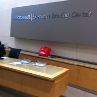 Photo taken at Microsoft Building 24 by Toni F. on 10/28/2011