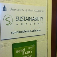 Photo taken at UNH Sustainability Institute by Jason B. on 11/17/2011