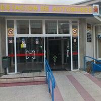 Photo taken at Estación de Autobuses de Viveiro by MANOWER on 8/19/2011