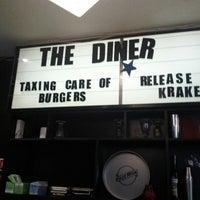 Снимок сделан в The Diner пользователем Mehdi L. 6/9/2012